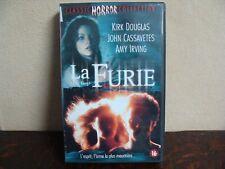 K7 - VHS - LA FURIE - Douglas / Cassavetes / Irving - Français - 2000