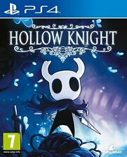 Videogioco PS4 Hollow Knight Sony PlayStation 4 Gioco Nuovo Sigillato Originale