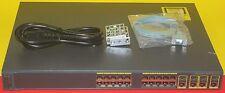 Cisco  Catalyst WS-C2960G-24TC-L Gigabit Switch 4xAvailable