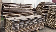 BAMBOO FENCE PANELS - 2.0M x 0.9M SECONDS - LIMITED STOCK