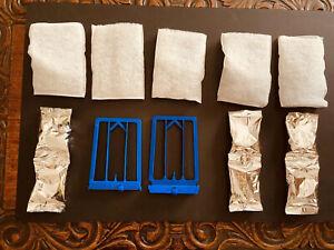 Tetra Bio-Bag Fish Tank Disposable Filters Charcoal Aquarium Open Box 5 Filters