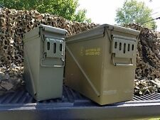 30 mm Ammo Can Boxes Cases with 25mm ammo can inside!!!!!!!!!