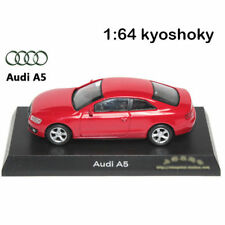 Red Kyosho 1:64 AUDI A5 Diecast Model Car Mint 1/64 2007 limited edition