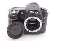 Nikon D D80 10.2MP Digital SLR Camera - Black (Body Only) - Shutter Count: 495