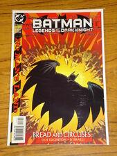 BATMAN LEGENDS OF THE DARK KNIGHT #117 VOL1 DC COMICS MAY 1999