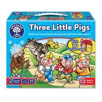 Orchard Three Little Pigs