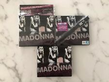 Madonna Sticky And Sweet Tour DVD Lot Thailand Taiwan And Mexico
