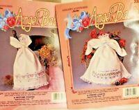 Bucilla CrossStitch Kit A BEDTIME PRAYER ANGEL BABY 33217 A FRIEND LOVETH 33220