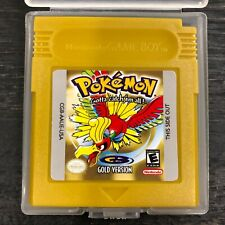 Pokemon Gold Version Game Boy Color GBC ***READ DESCRIPTION***
