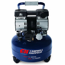 Campbell Hausfeld Quiet 1-HP 6-Gallon Pancake Air Compressor