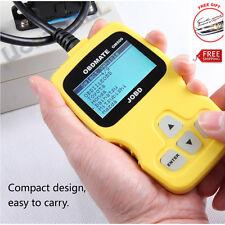 100% Autophix OM500 JOBD OBD2 Code Reader Scanner For Honda Toyota Nissan Mazda