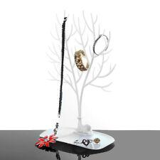 Deer Jewelry Accessories Tray Tree Earrings Necklace Ring Storage Racks Display