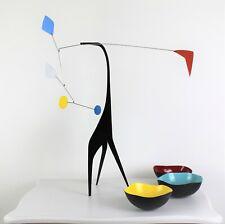 STABILE MOBILE ART TABLE TOP MODERN SCUPLTURE MID CENTURY DESIGN 50's N°6 ComeT