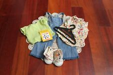 American Girl Doll of Today RETIRED & RARE Paint Splatter Outfit, EUC!
