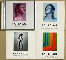 PARRALOX * ELECTRIC NIGHTS * SUPER DELUXE LIMITED EDITION 4CD SET * 150 ONLY!