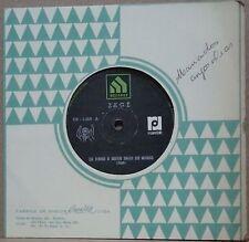"""ZEGE (Ze Geraldo) 1968 SILVER JETS Garage & Freakbeat 7"""" Single 45 BRAZIL HEAR"""