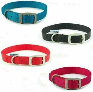 Dog Collar Ancol / Viva Heritage Soft Puppy Nylon Strong Handy Straps