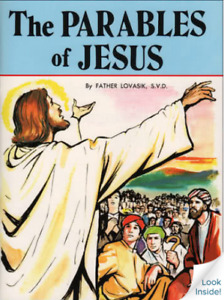 Parables of Jesus, Compiled By Father Lovasik S.V.D.