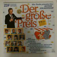 Konvolut 4 LP der große Preis Die 20 deutschen Top Hits Wir lassen uns das LP117
