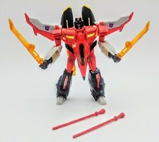 Transformers 2014 Armada Starscream Figure Generations 30th Deluxe - Complete