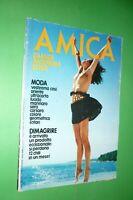 Amica 1982 Jane Fonda + V.Gassman +Warren Beatty+Marina Suma+ Michelangelo