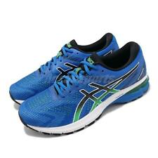 Asics GT-2000 8 Blue Black White Green Men Running Shoes Sneakers 1011A690-401