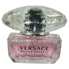 Versace Bright Crystal by Gianni Versace EDT Spray 1.7 oz - 95% Full
