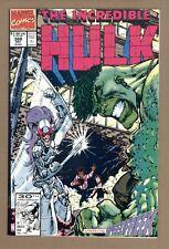 Incredible Hulk 388 (1962 Marvel) Thicker Than Water Speedfreak VF/NM
