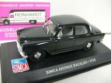 1/43 Simca Aronde Bacalan 1958 schwarz