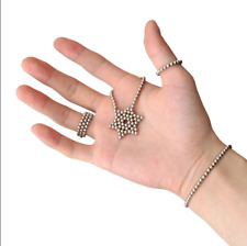 NEW 3mm 216+6pcs Magnetic Balls Magic Beads 3D Puzzle Ball Neodym…