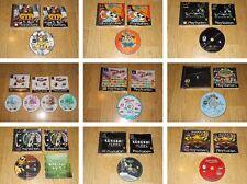SONY PLAYSTATION 1 - PS1 - PUZZLES - ARCADE - MUSICALES - KARTS  - PAL