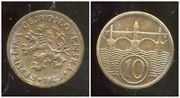 TCHECOSLOVAQUIE  10 haleru 1925