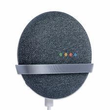 Wall Mount for Google Home Mini, Google Home Mini Wall Bracket - Tiny, Silver