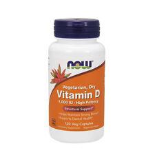 Dry Vitamin D 1000 IU (Vegan/Vegetarian)