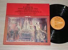 RICHARD STRAUSS - DANZA DEI SETTE VELI (SALOME') - LP 33 GIRI