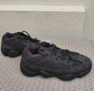 New Adidas Yeezy 500 Utility Black Size 8.5