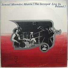 Jemeel Moondoc & Muntu THE INTREPID Live in Wroclaw 1981 - Vinyl LP Near Mint