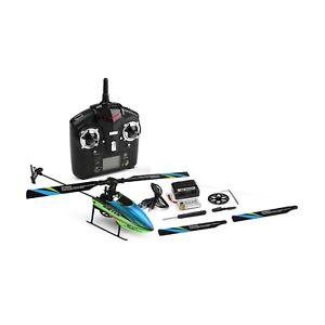 WLtoys V911S 2.4G 4CH 6-Aixs Gyro Flybarless RC Hubschrauber RTF Heli