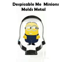 Despicable Me  Minions Molds Metal cookie cutter 1