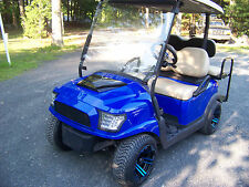 2014 Club Car Precedent Custom Golf Cart 48v