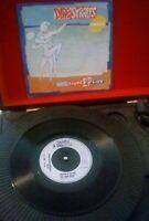 "Dire Straits – ExtendeDancEPlay Vinyl 7"" P/S EP (Twisting By The Pool) Single"