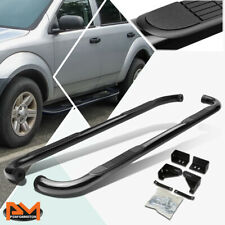 "For 04-09 Dodge Durango/Chrysler Aspen 3"" Side Step Nerf Bar Running Board Black"