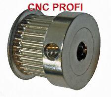 Zahnriemenrad HTD-M5 Zähne 60 Bohrung fi 14 Riemen 25 mm Neu CNC