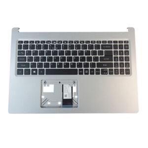 Acer Aspire A515-54 Silver Palmrest & Keyboard 6B.HDGN7.060