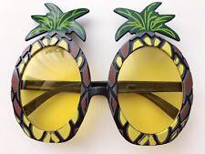Girl Boy Kids Adult Pineapple Fruit Hawaii Eye Glasses Goggle Party Costume Prop