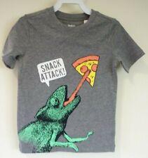 Nwt OshKosh Gray Lizard Snack Attack Shirt Boy's Size 2T