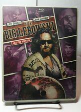 The Big Lebowski (Steelbook Blu-ray/DVD+HD Digital Code,2013,2-Discs)NEW-FreeS&H