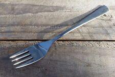 AIR EUROPE airline cutlery fork aeronautica stainless steel