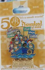 Disney It's a Small World 50th Anniv Happiest Cruise that ever sailed Le 150 Pin