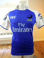 Western Force Jersey Players Mens Size Small